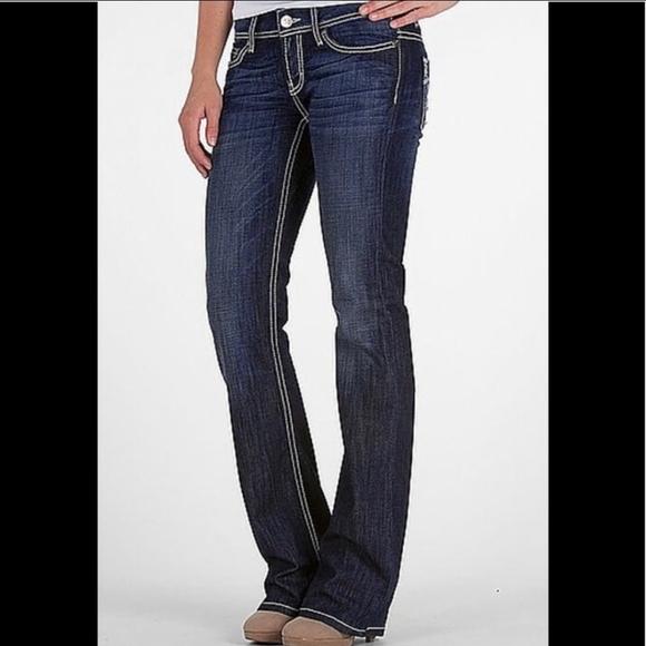 BKE Denim Payton bootcut jeans sz 30L